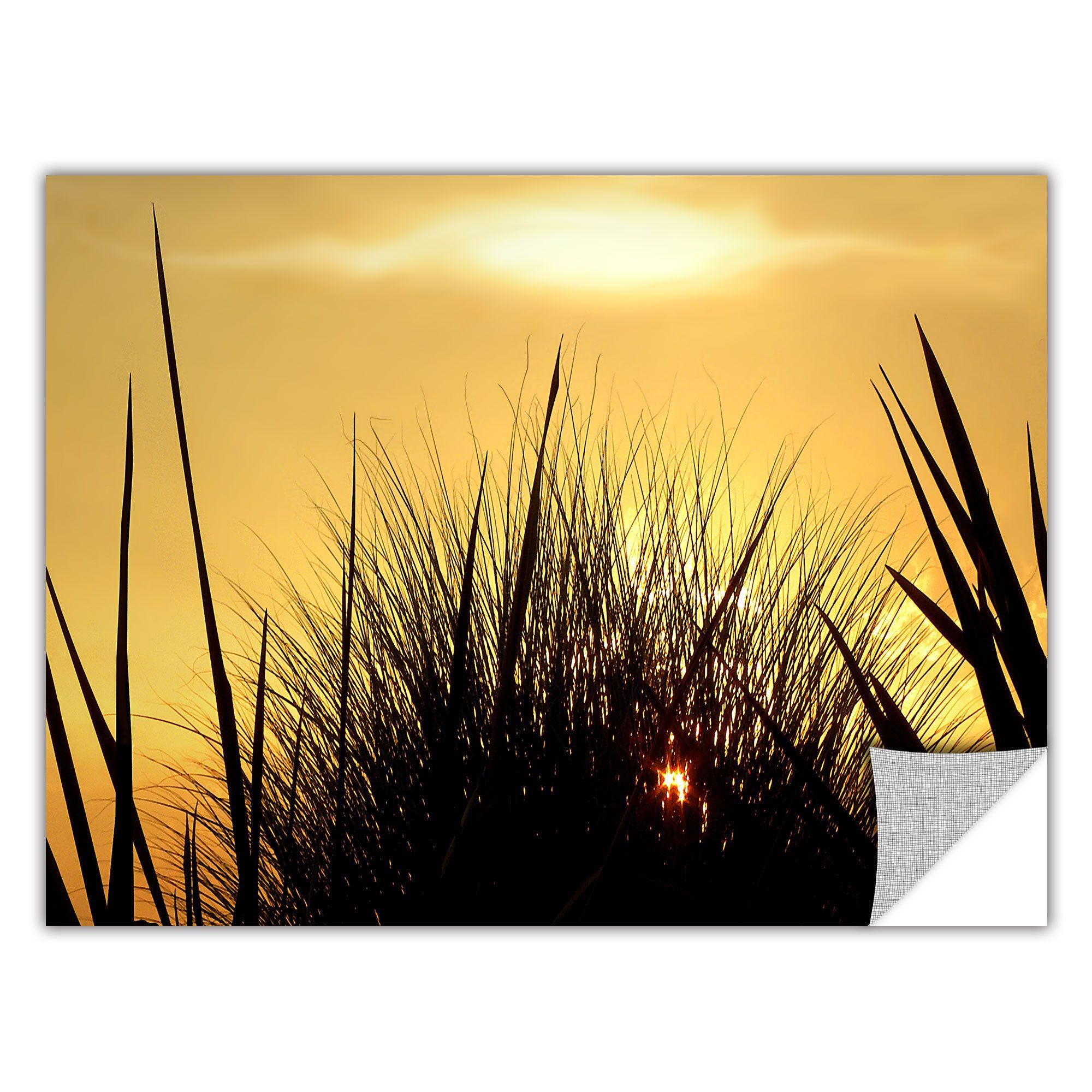 Removable wall art graphic - Artwall Dean Uhlinger Deep In July Art Appeelz Removable Wall Art Graphic