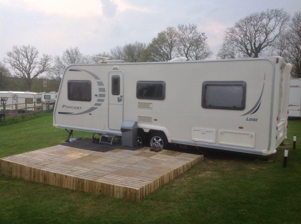 Awning floor UKCampsite.co.uk Caravans and Caravanning ...