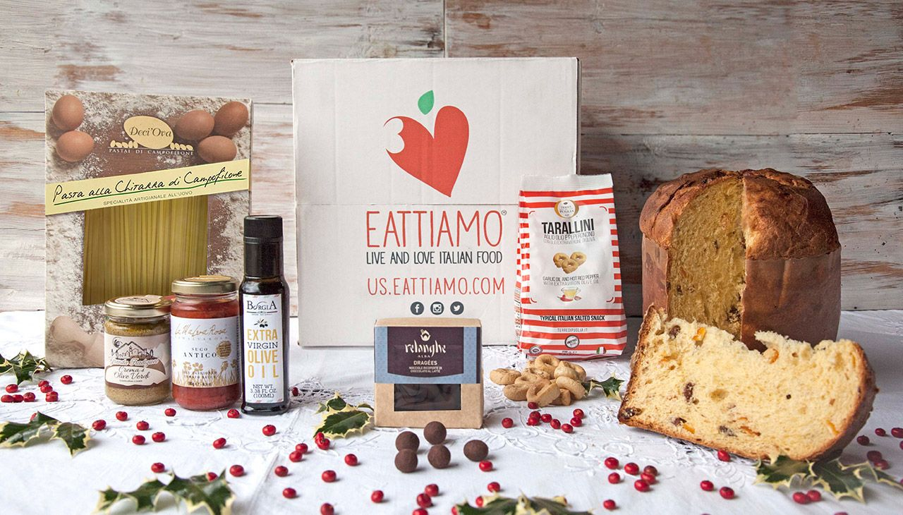 Authentic italian food box best 3 course meal kit easy