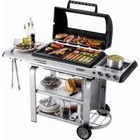 Barbecue Gaz Campingaz C Line 2400 D Cuisine Barbecue à