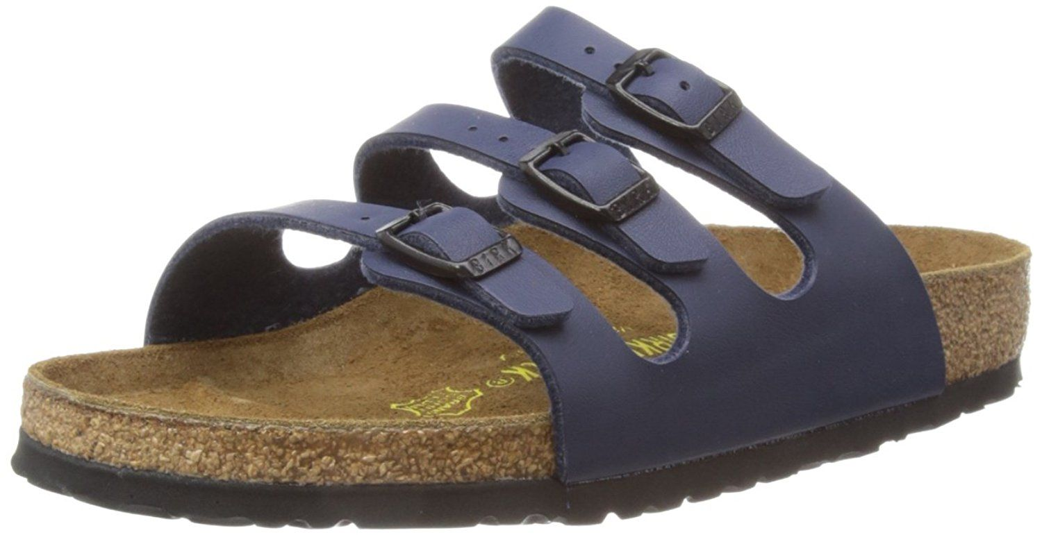Birkenstock womens Florida from Birko Flor Sandals