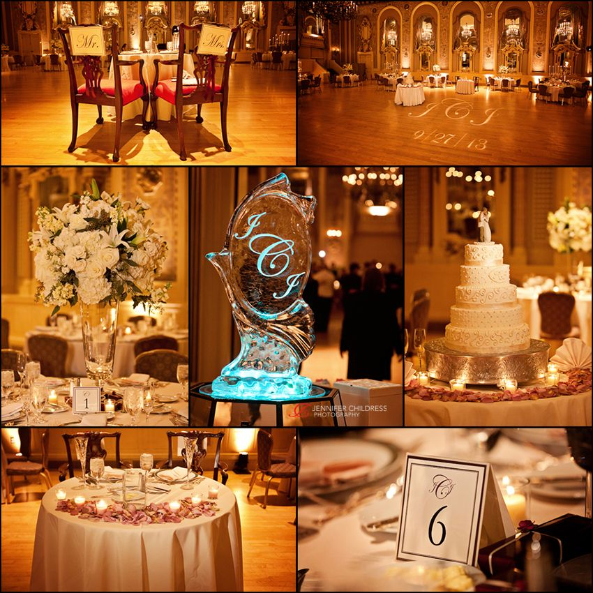 Hotel Wedding Receptions, Ballroom