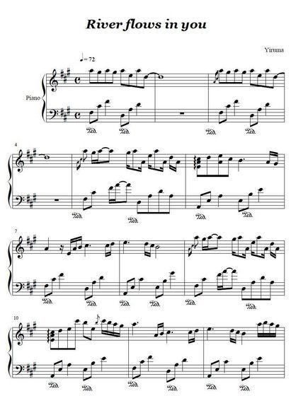 noty na alt saxofon ke stažení zdarma