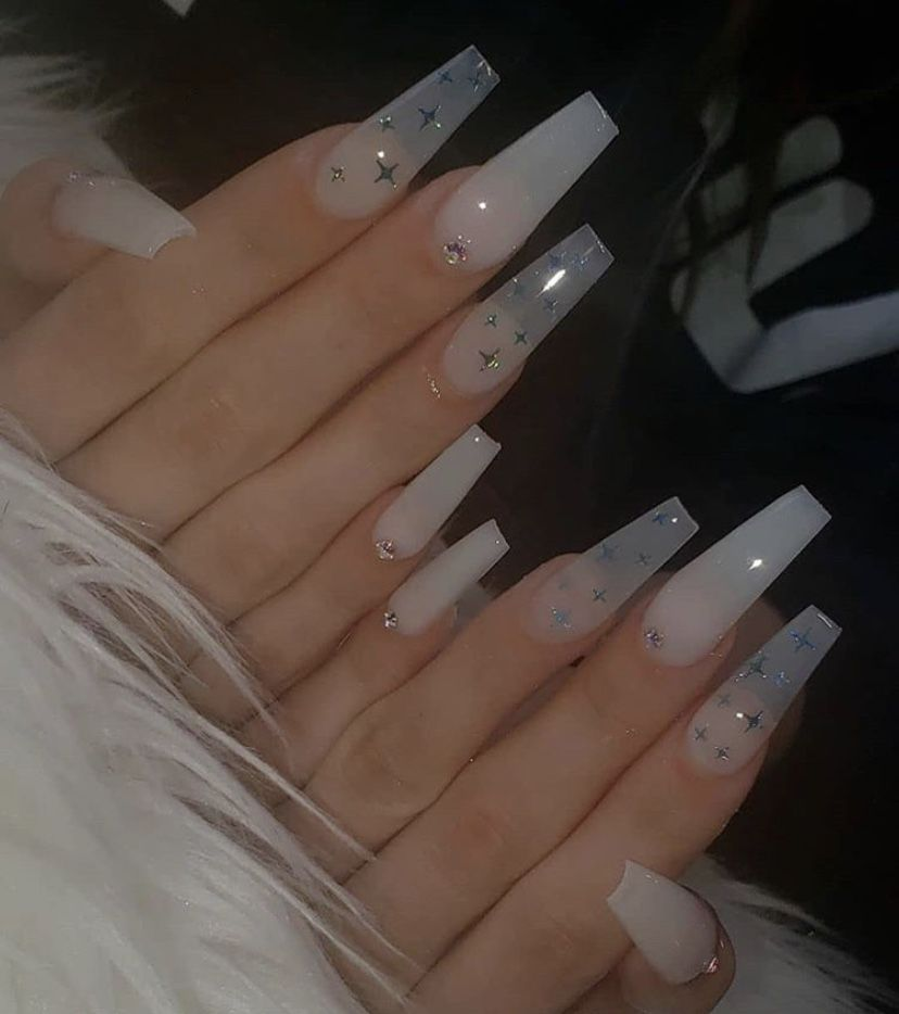 Ig Josiebarnes In 2020 Glamour Nails Acrylic Nails Coffin Short Best Acrylic Nails
