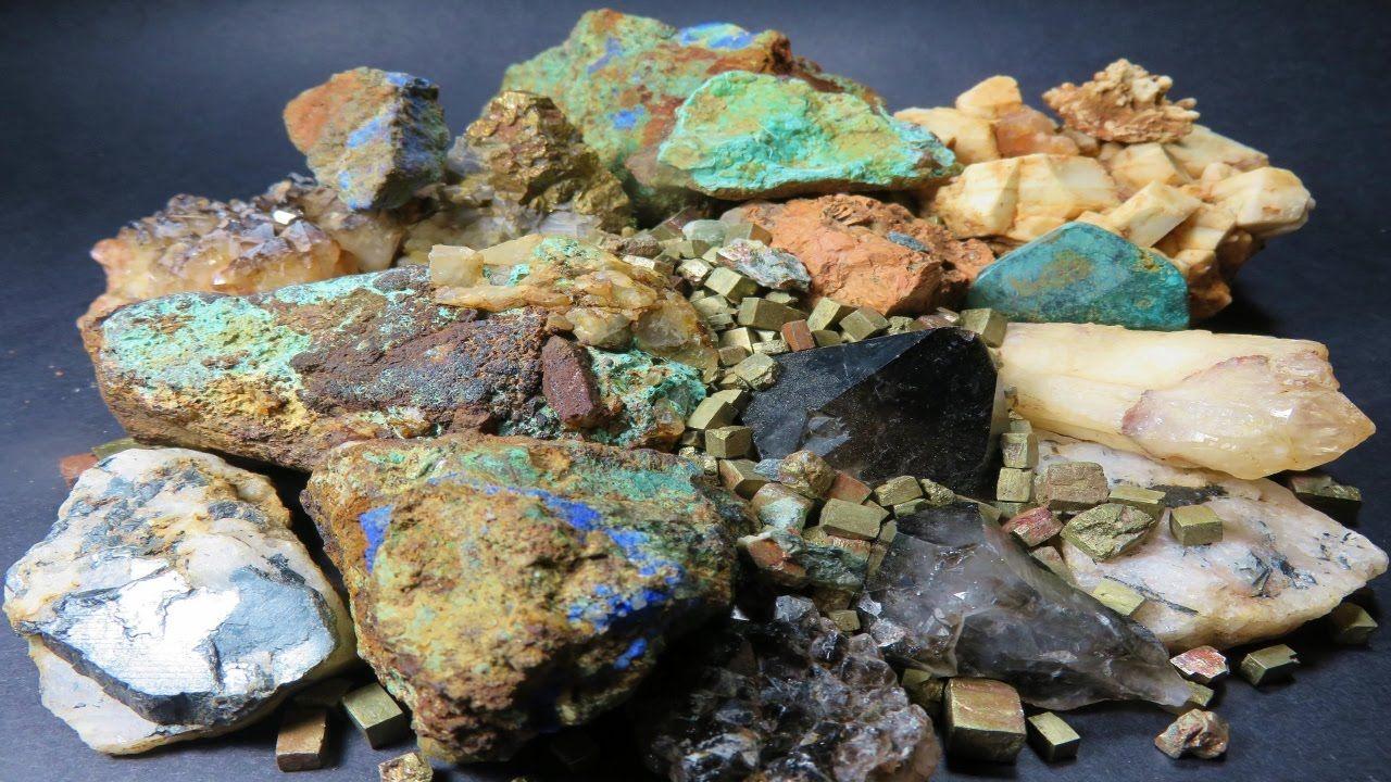 How we find gemstones and minerals liz kreate minerals