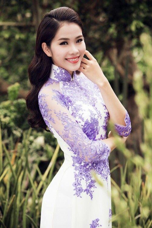 @lindalinduh #aodai #vietnameseaodai | Bridal maid dress