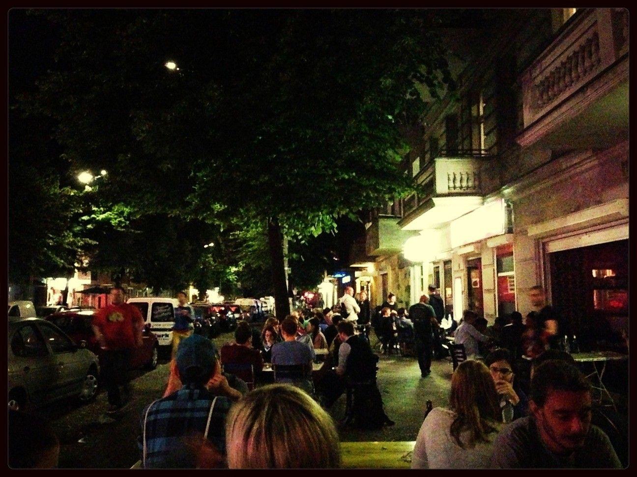 Berlin- Neukölln- Pannierstraße