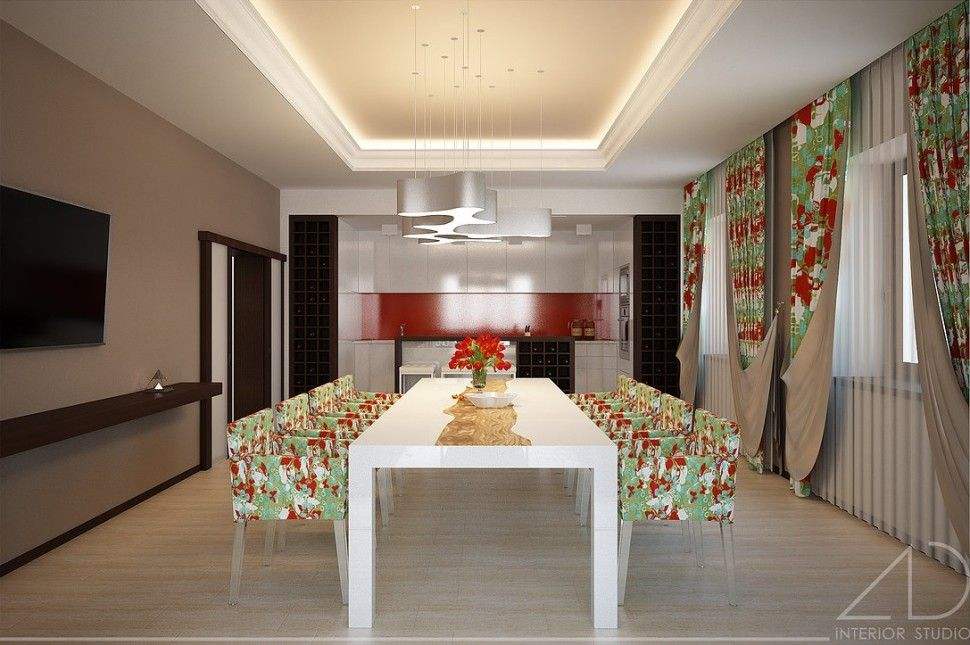 Dining Room Ideas Elongated Dining Room Design Combine With Flower Decor Formal Diningroom Decor Dining Room Buffet Kitchen And Dining Room Tables Small Din