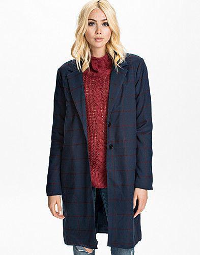 Percilla Long Coat