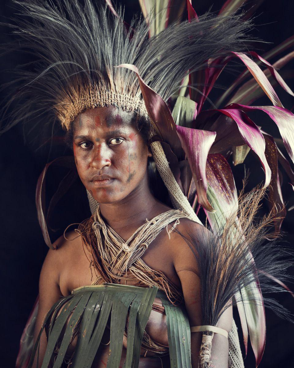 Pakaian Adat Papua Perempuan