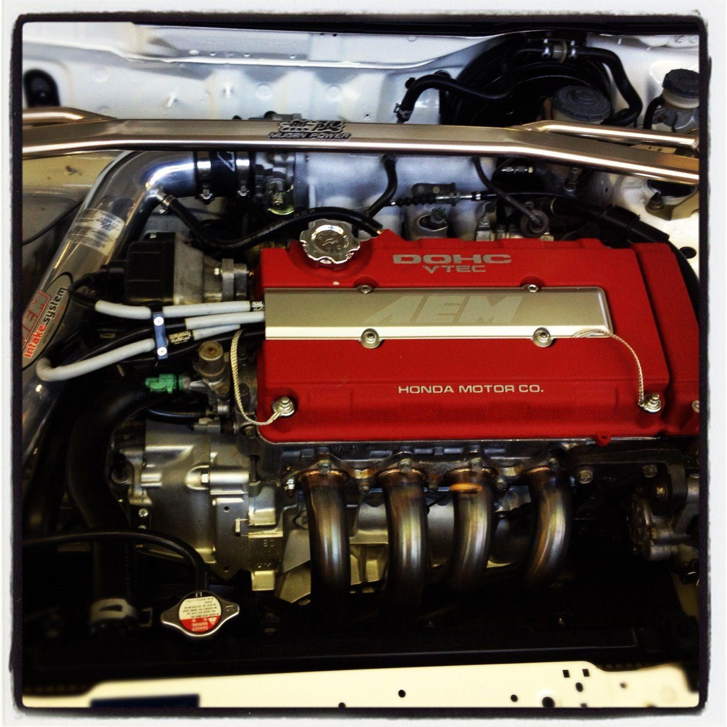 B18C jdm all motor!! | Acura Integra | Honda motors, Honda