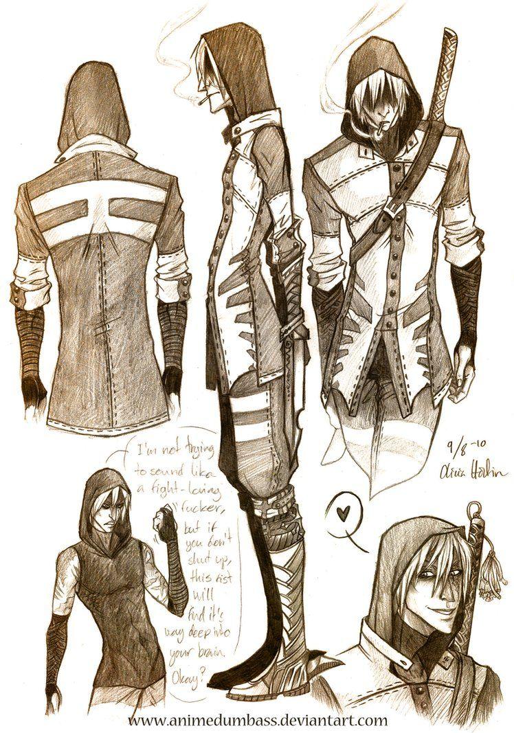 anime male clothes designs Google Search armor