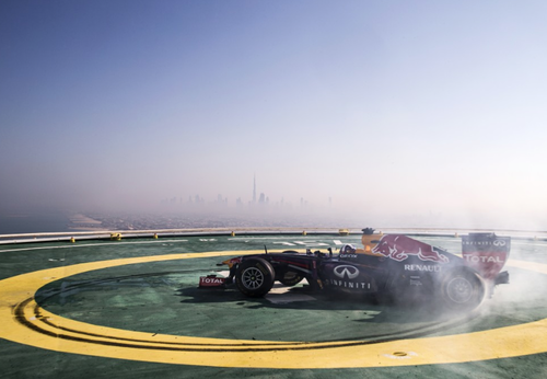Red Bull in Dubai