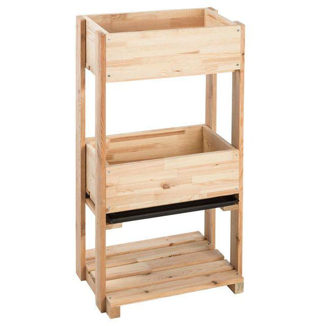 Zielnik Warzywnik Kwietnik Miejski Ogrod 60 Cm X 28 Cm Lustan Home Decor Decor Bookcase