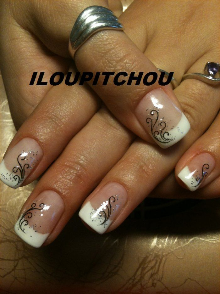 Image   VIRGINIE   Déco d'ongle en gel nail art   Skyrock.