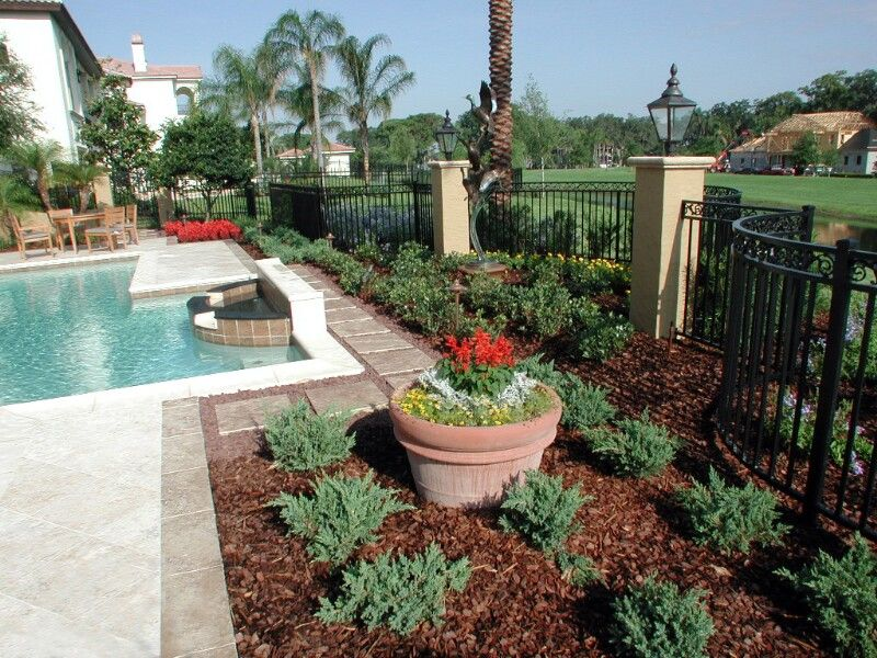 Tuscan Front Yard Landscaping: Landscaping Stone Ideas Tuscan Landscape Ideas Landscape