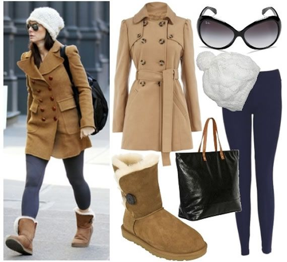 Outfits With Leggings And Boots How To Wear Ugg The Best Fashionistas Way