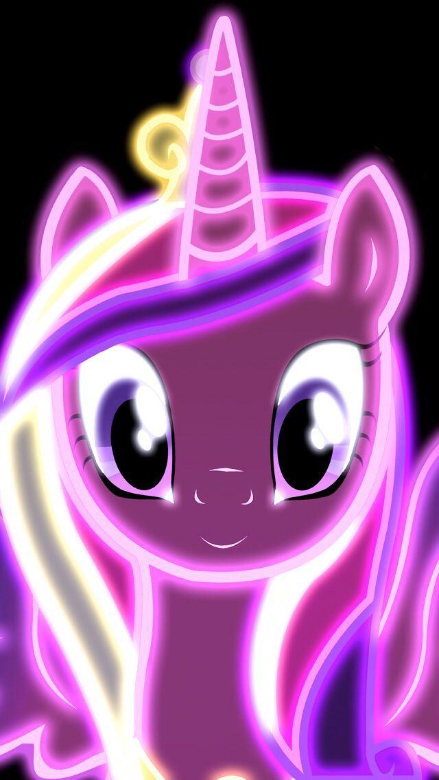 Princess Cadance   My Little Pony   Pinterest   Pequeño pony, Fondos ...