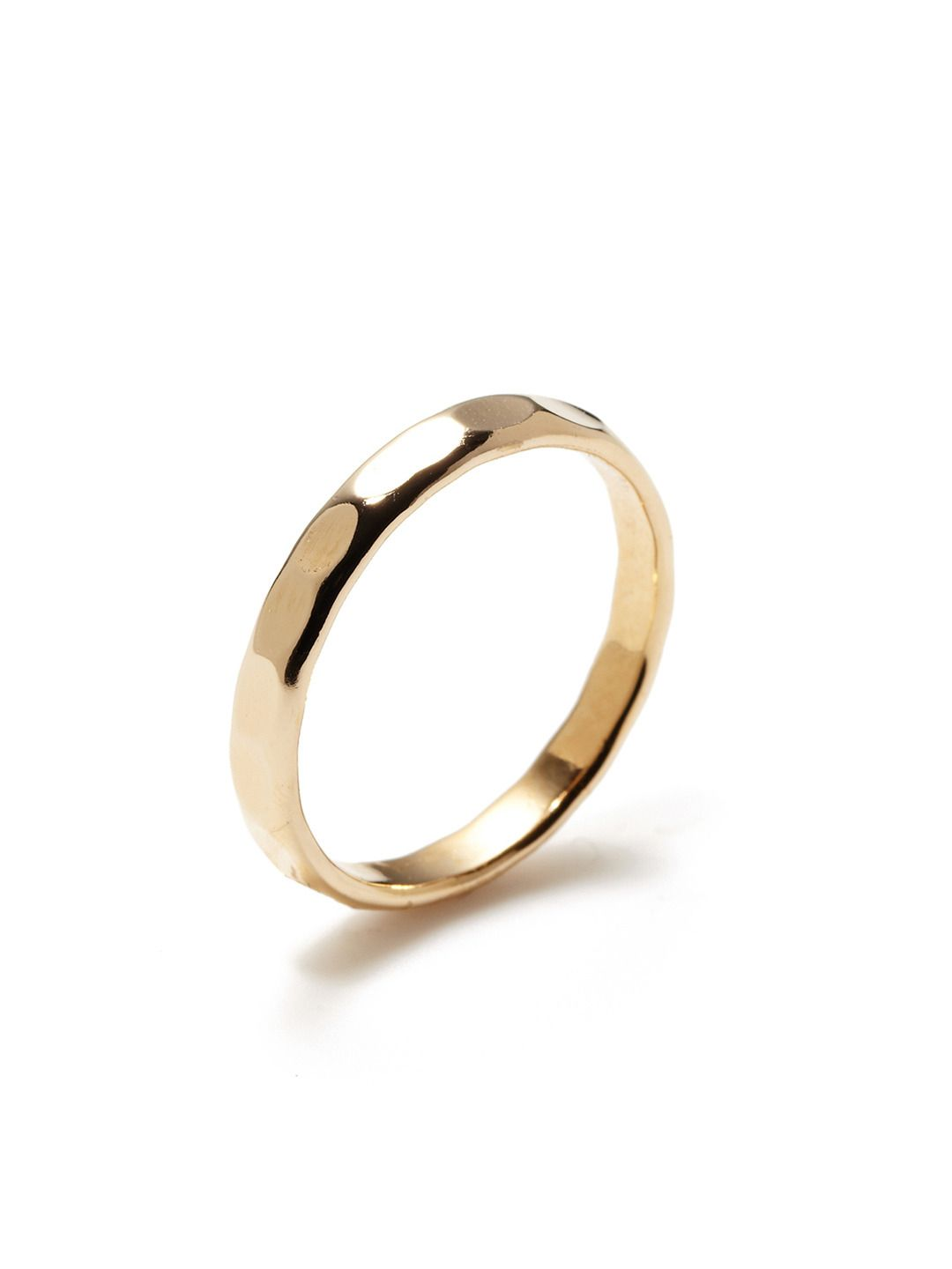 Gold Ring by Soixante Neuf at Gilt