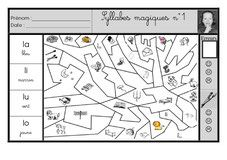 Coloriage Magique Cp Gs.Epingle Sur Ma Classe