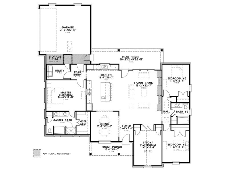Guilbeau Heritage Collection Lafayette New Homes Floor Planshouse