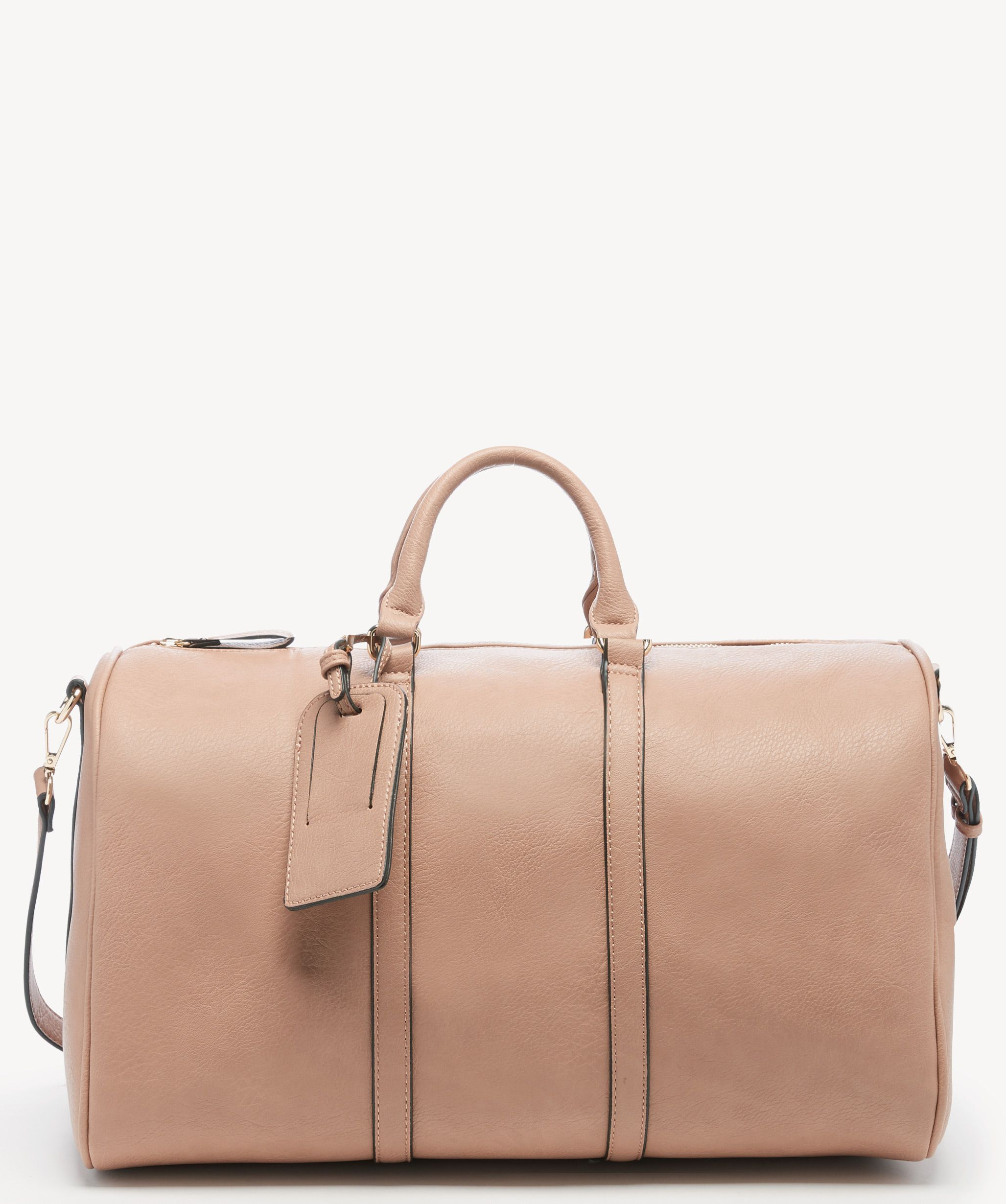 Women S Cassidy Weekender Vegan Leather In Color Canyon One Size Bag From Sole Society In 2020 Real Leather Bags Bags Leather Weekender