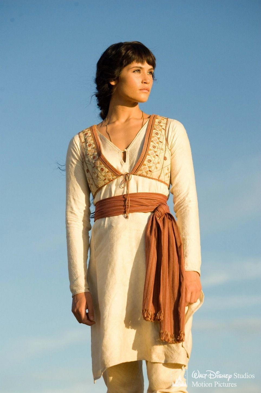 Gemma Arterton Tamina Prince Of Persia Movie Prince Of Persia Fantasy Garb