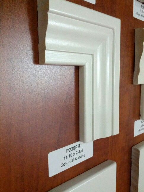 Door Casing Trim And Baseboard Trim Details 1x 6 Amp 1 2 X 3 4 Built Up Baseboard Baseboard Trim Baseboards Home Upgrades