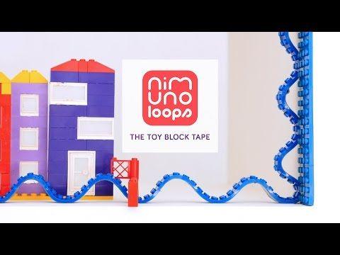 Esta cinta permite convertir cualquier cosa en una superficie compatible con LEGO - Cultura Inquieta