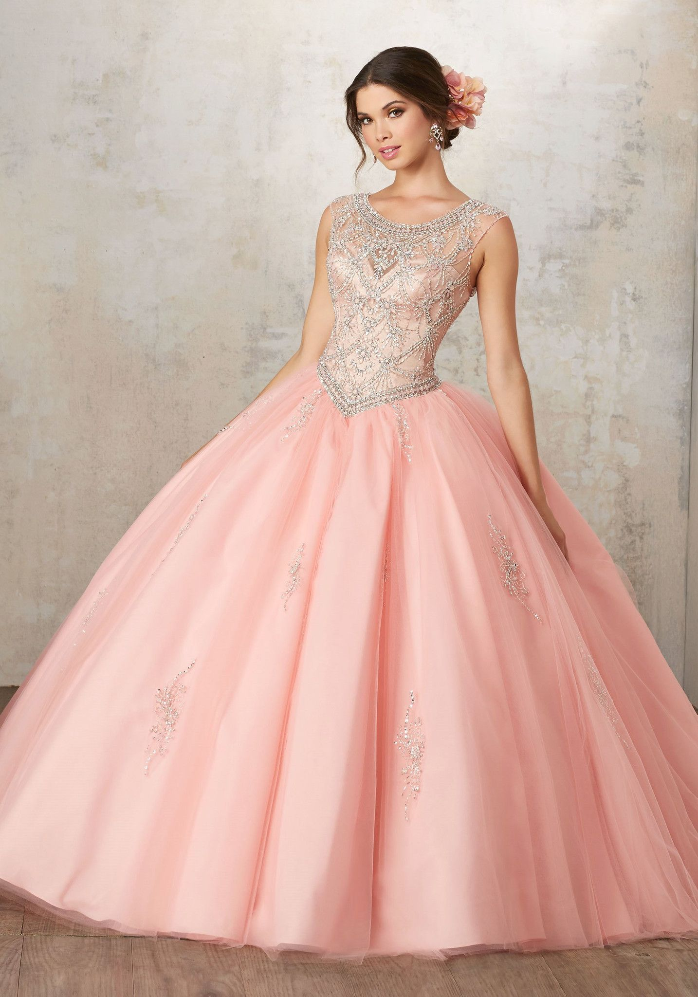 Mori Lee Quinceanera Dress 89129 | 15 años, Años y vestidos XV