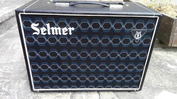 100% ORIGINAL 1965 Selmer Corvette Tube Amp Combo MINT Fender | Reverb