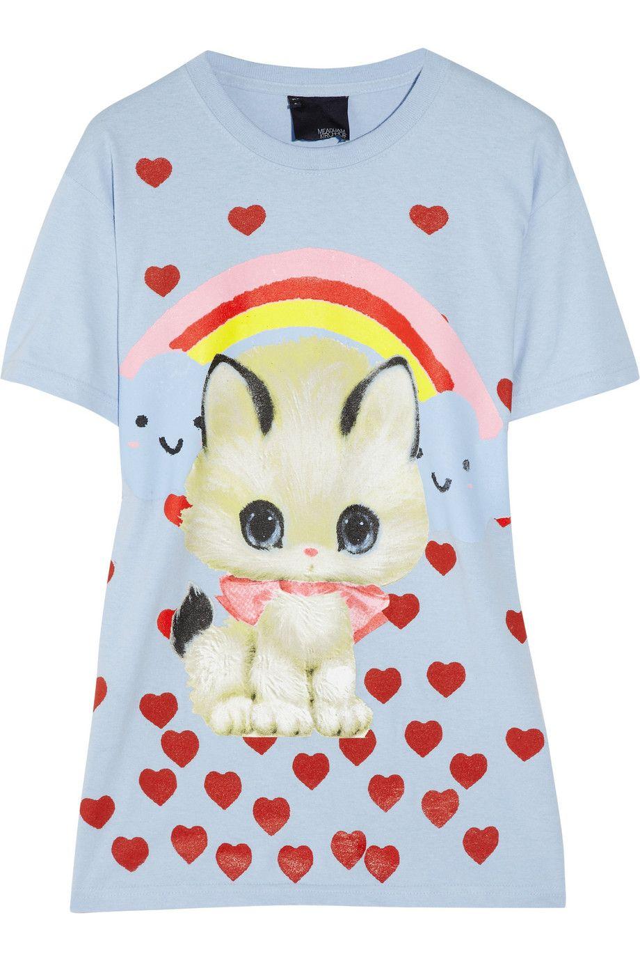 meadham kirchhoff t-shirt