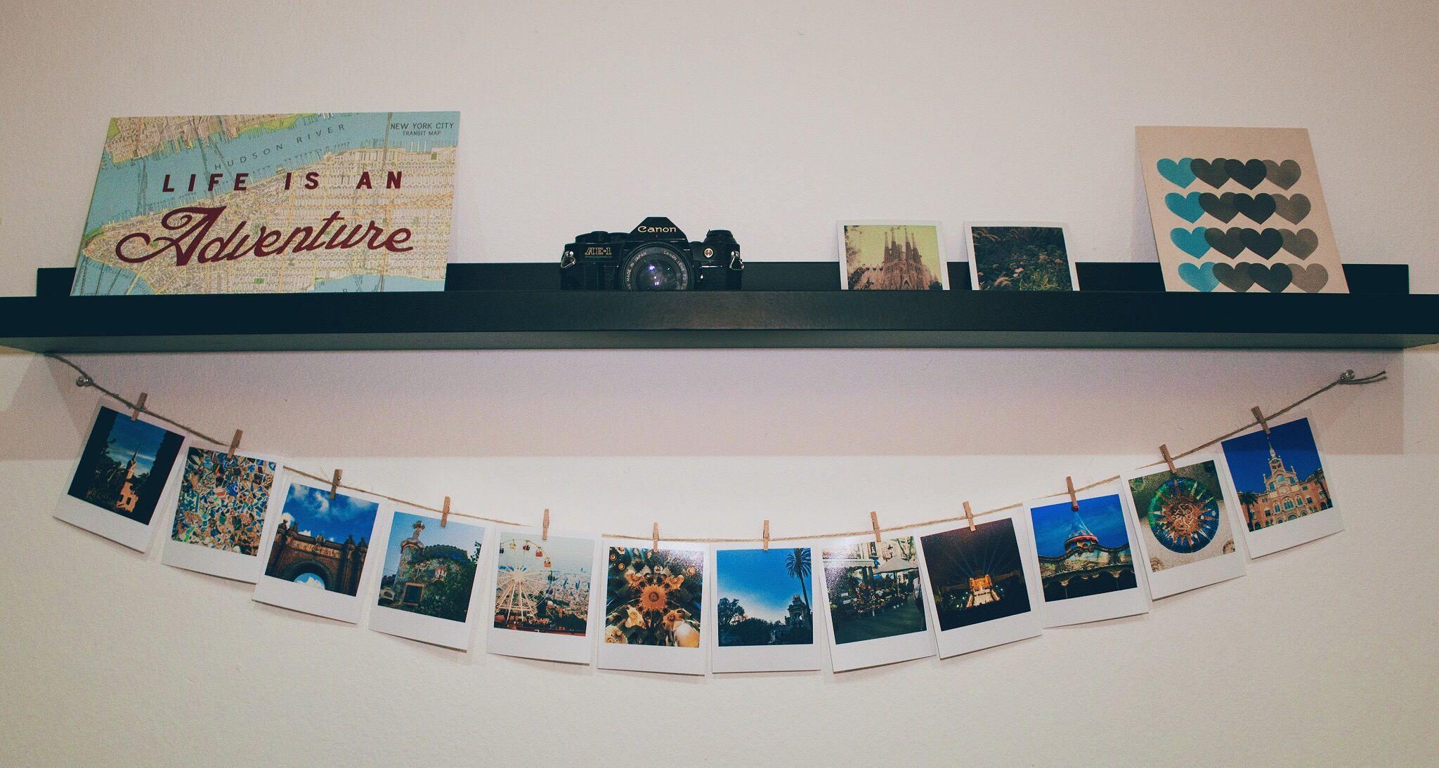 Estampados Polaroid De Barcelona Set De 12 Impresiones Etsy Photography Gallery Wall Gallery Wall Set Photography Gallery