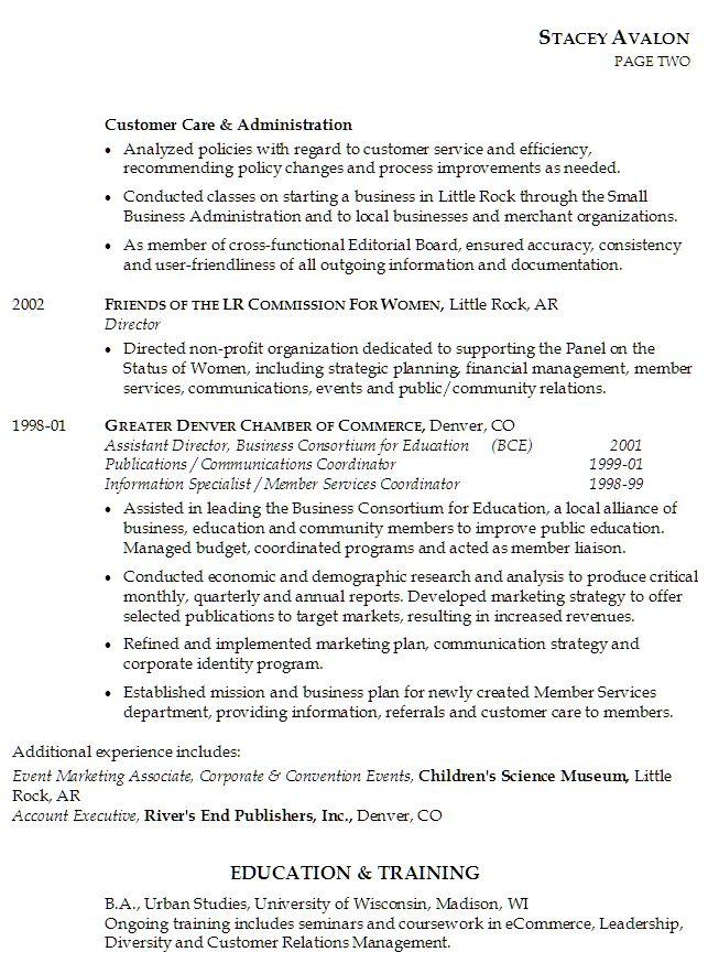Leadership Resume skills, Resume skills section, Project