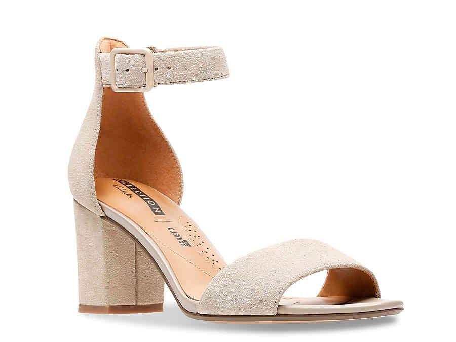 5338dc0ab7f Deva Mae Sandal - Clarks Prom Shoes