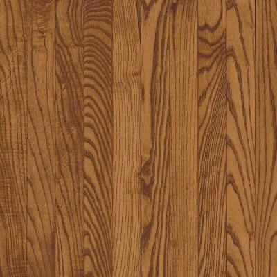 Bruce 3 4 In Thick X 3 1 4 In Wide X Random Length Solid Oak Gunstock Hardwood Flooring 22 Sq Bruce Hardwood Floors Red Oak Hardwood Oak Hardwood Flooring