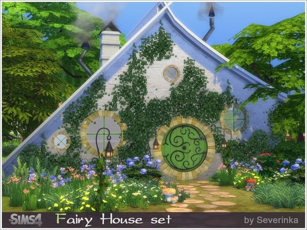 a0cf5bc1cbebb Severinka_'s Fairy House set   Sims 4 Updates -♢- Sims 4 Finds & Sims 4  Must Haves -♢- Free Sims 4 Downloads