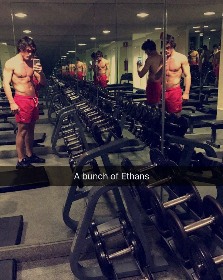 OH MY F*UCKING GOD I WISH I WAS THERE WITH A LOT OF ETHANS