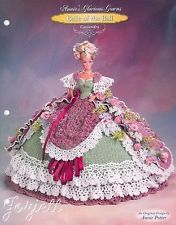 Cassandra, Annie's Glorious Gowns Belle of the Ball crochet pattern