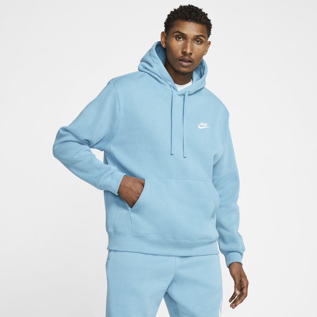 Nike Sportswear Club Fleece Pullover Hoodie Nike Com Nike Sportswear Hoodies Pullover Hoodie [ 1080 x 1080 Pixel ]