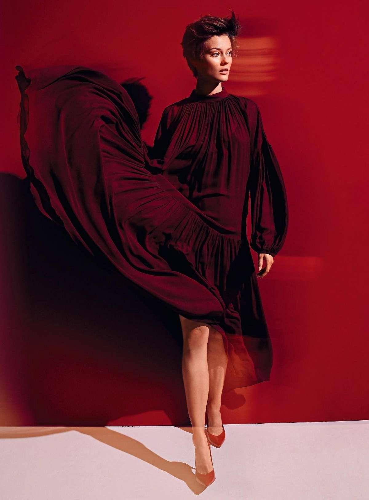 Style on Fire Monika Jagaciak by Regan Cameron for