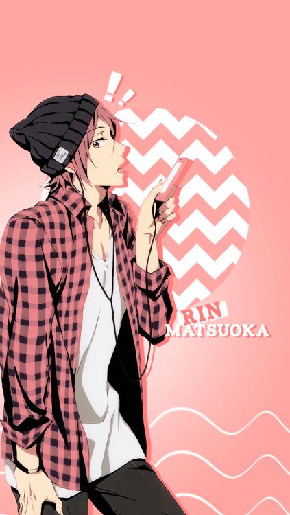 Rin Matsuoka Wallpaper Anime Wallpaper Iphone Free Anime Anime