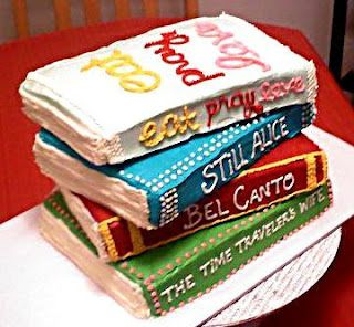 love this idea!  I'm definitely a bookworm and love baking & decorating cakes so this is truly awesome for me!