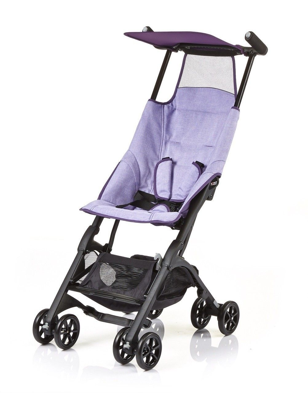 Compact Pockit Stroller shown in Lilac New baby products
