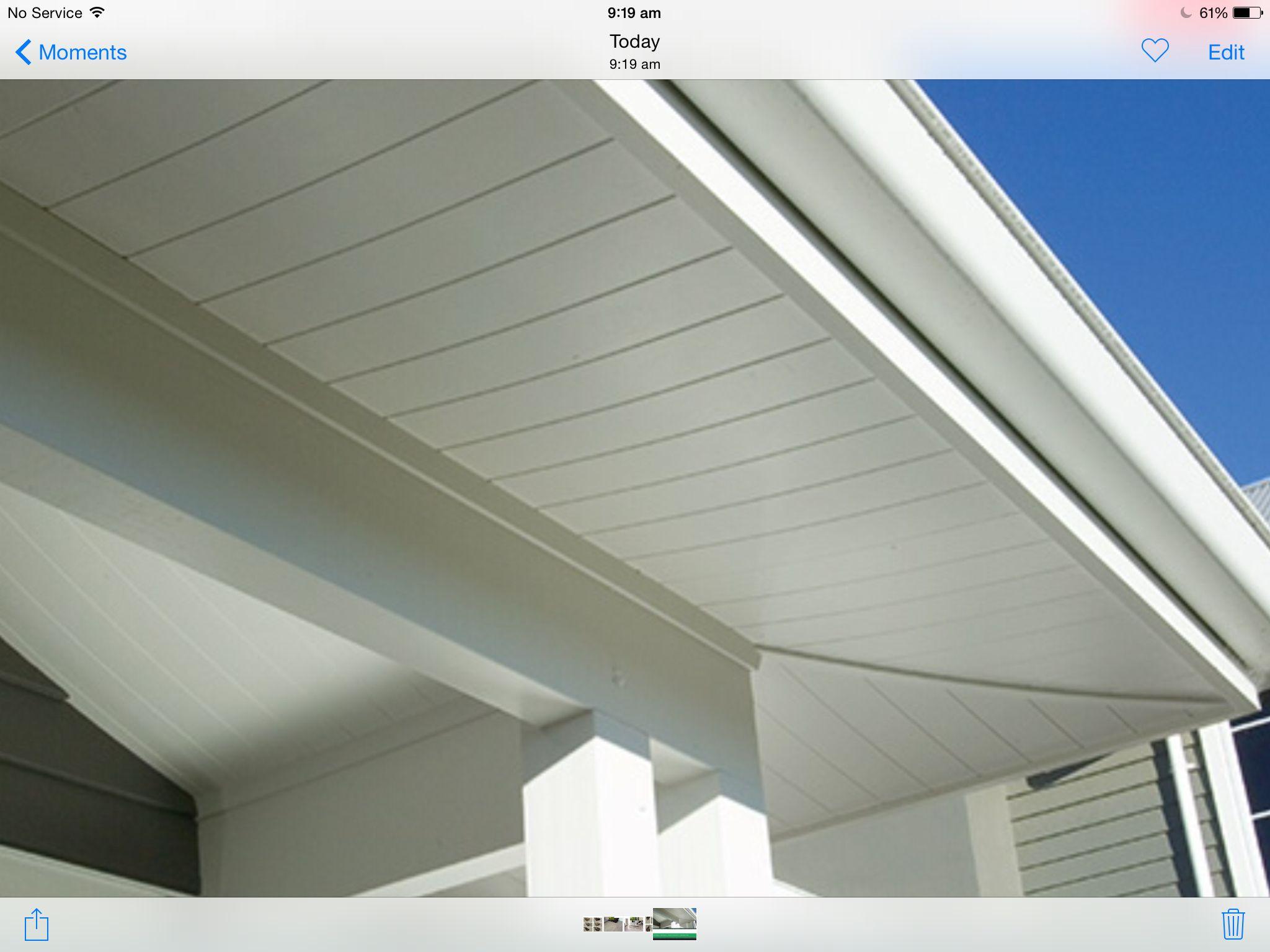 James Hardie Hardiegroove Roofing Interior Concrete