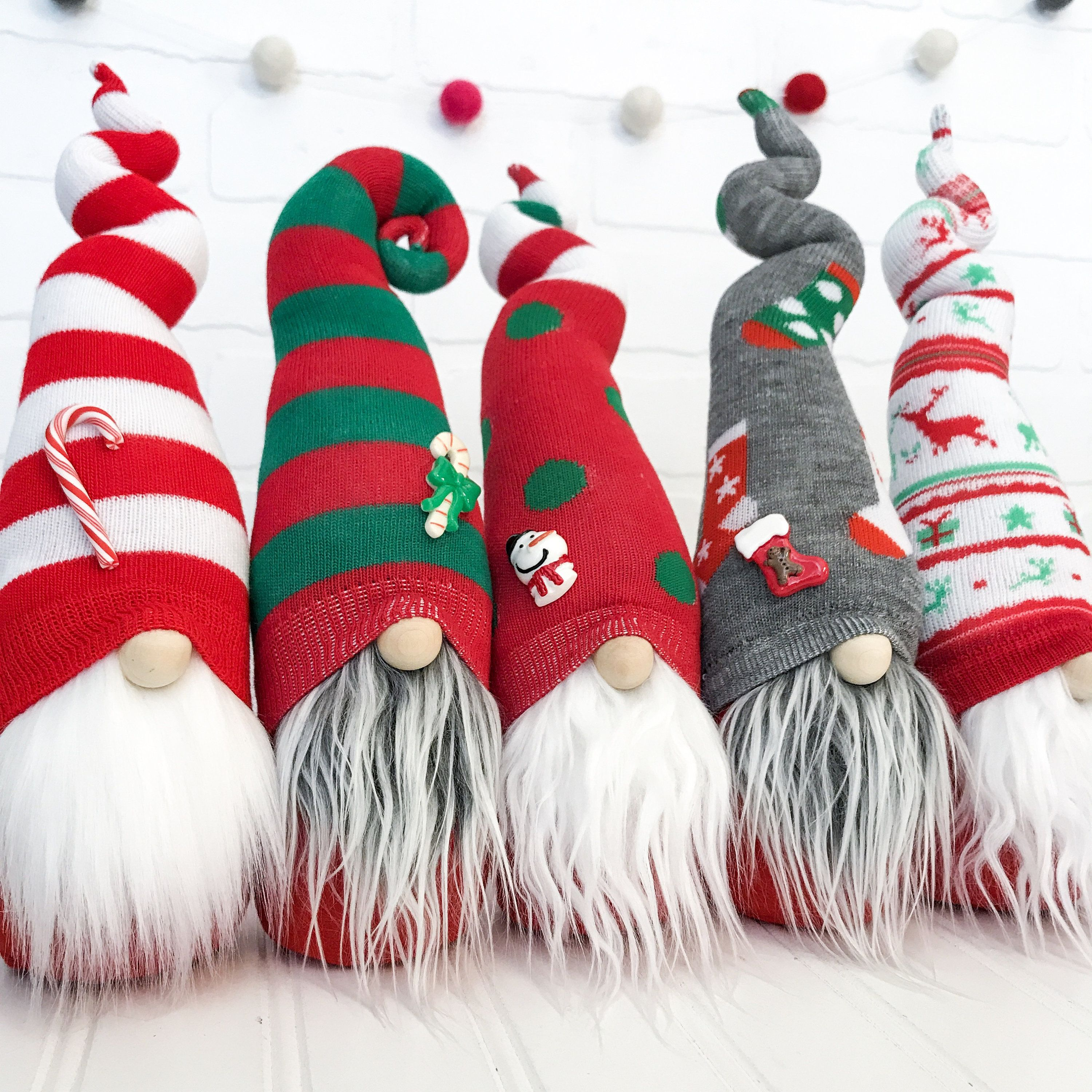 Christmas Gnome Pattern Diy Sock Gnome Pattern Diy Gnome Tutorial Sock Gnome Pdf Sewing Pattern Download Valentine S Day Gnome Christmas Crafts Diy Xmas Crafts Christmas Gnome