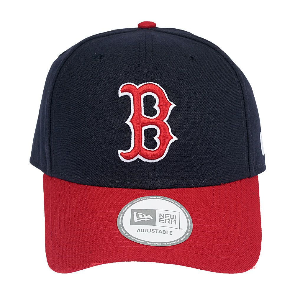 BONÉ NEW ERA 9FORTY HC SN BASIC OTC BOSTON RED SOX MASCULINO - U dfabc755f49