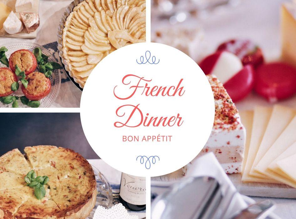Französischer Abend, Rezept Ideen Für Einen Original Französischen Abend,  Rezepte For Typisch Französische Gerichte