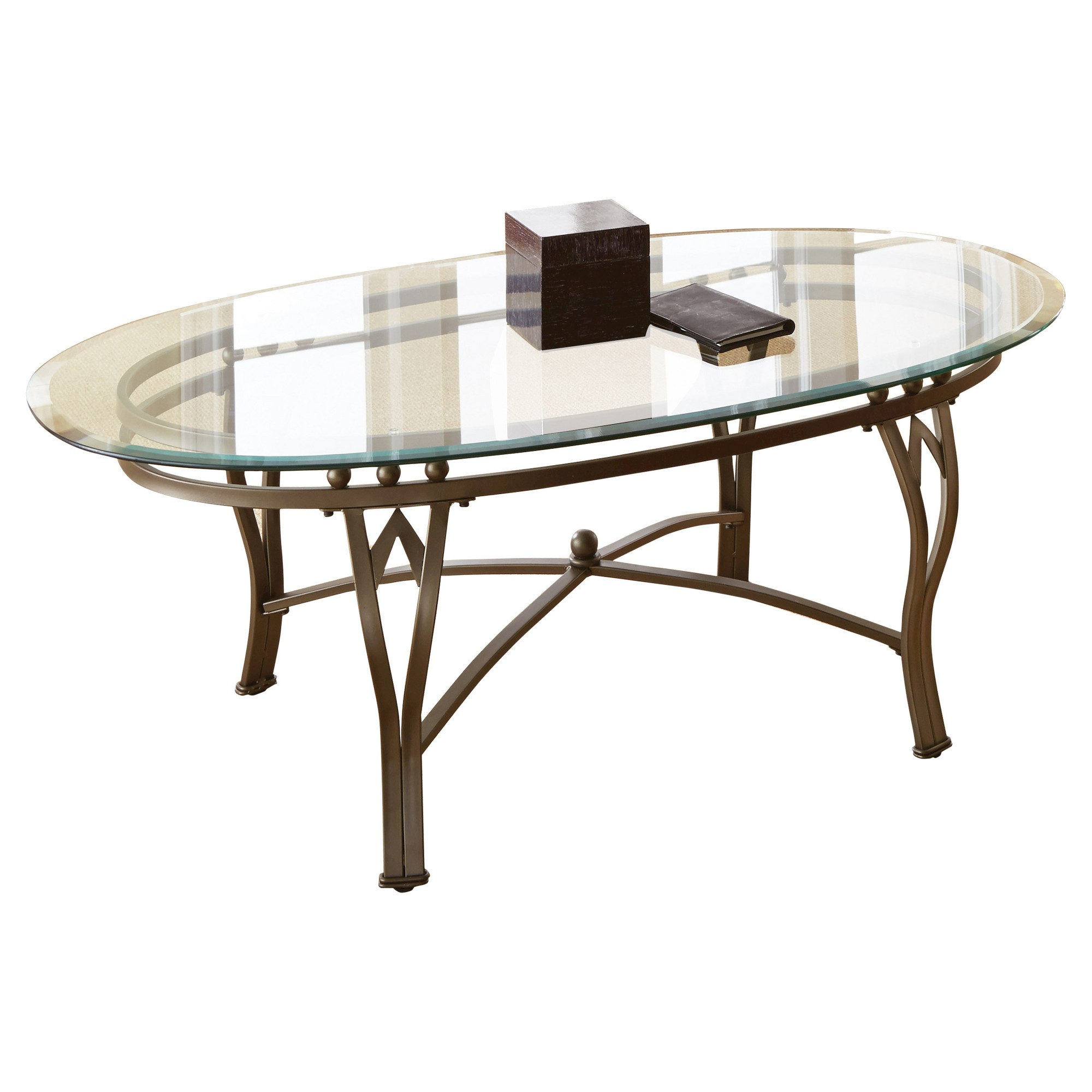 Madrid Cocktail Table Glass And Metal Steve Silver Coffee Table Oval Glass Coffee Table Glass Cocktail Tables [ 2000 x 2000 Pixel ]