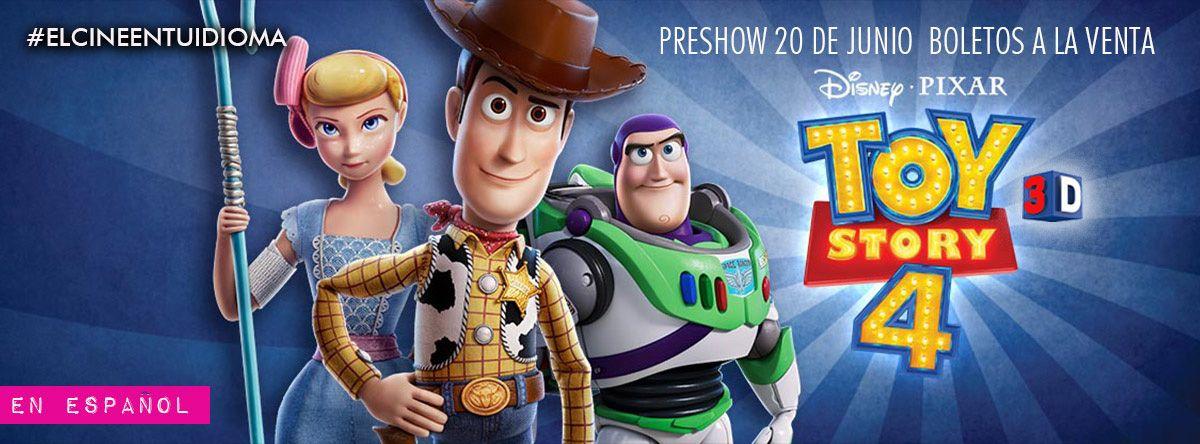 Ver Toy Story 4 La Pelicula Completa En Disney Latino